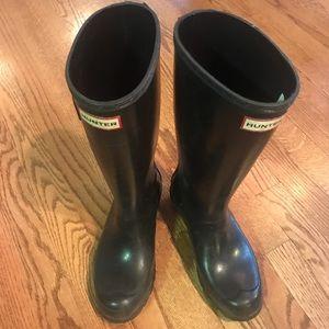 Hunter Boots - Boys 5/Girls 6